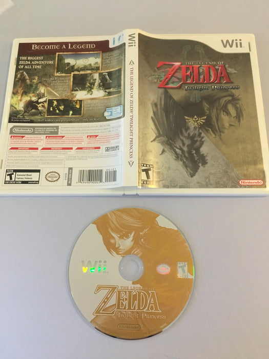 The Legend of Zelda: Twilight Princess (Wii) | Great Find Collectibles