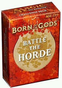 MTG: Born of The Gods. Challenge Deck (Порождение Богов) EN