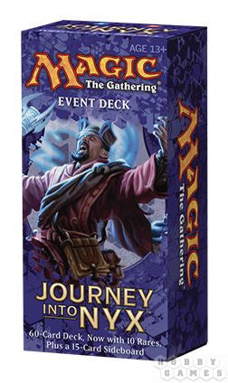 MTG: Journey Into Nyx. Event Deck (Путешествие в Никс) EN
