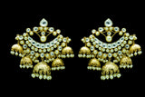 Chitrali Chand Bali Earrings