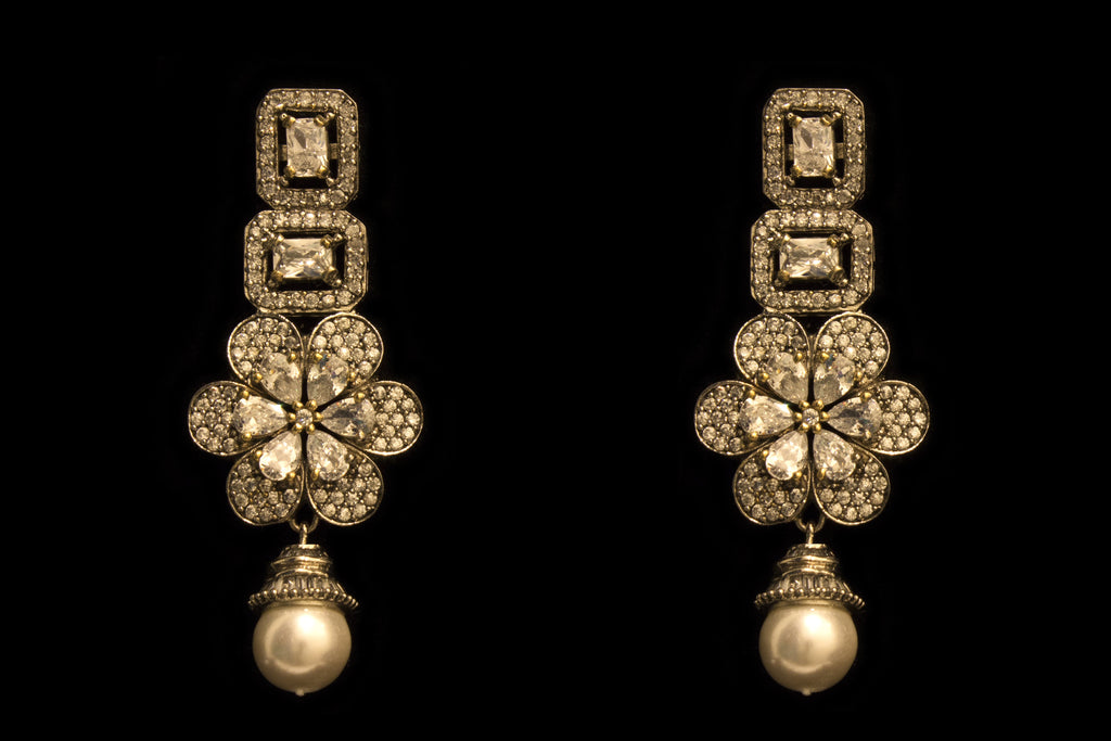 Jayaprada Earrings