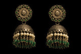 Poorvi Jhumka Earrings