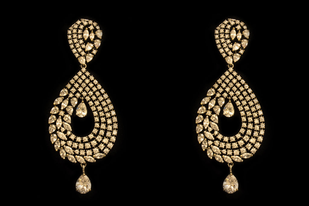 Trikaya Earrings