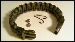 'Fisherman' Survival Bracelet