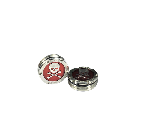 Parsaver® Deluxe Scotty Cameron Putter Weights - Red Skull 15g