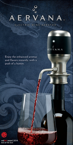 Aervana - The first Electric Aerator - Clubhouse