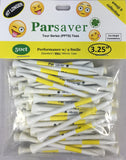"Parsaver® Tour Series 3 1/4"" Golf tees - Bundle (Emoji I, II, and III)"