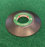 PLAYERS MULTI-RING VISUAL PUTTING AID - Golf Hole Reducer - Pressure Putt Trainer - New!!!