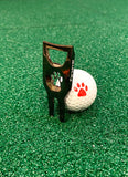 Players Golf Divot Repair Tool - Paw Golf Ball Stencil - Ball Marker Divot Tool Gadget - Course Accessories - Coming Soon !!