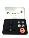 Parsaver Golf - Limited Edition Scotty Cameron Putter Weight Kit - DOLLAR + CLOVER