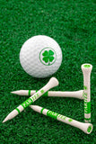"1. PARTEE 2 3/4"" - Practically Unbreakable Tour Golf Tees - Lucky Shamrock Golf"