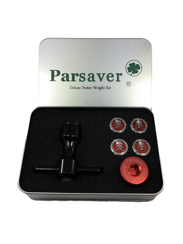 Parsaver® Deluxe Scotty Cameron Putter Weight Kit - Red