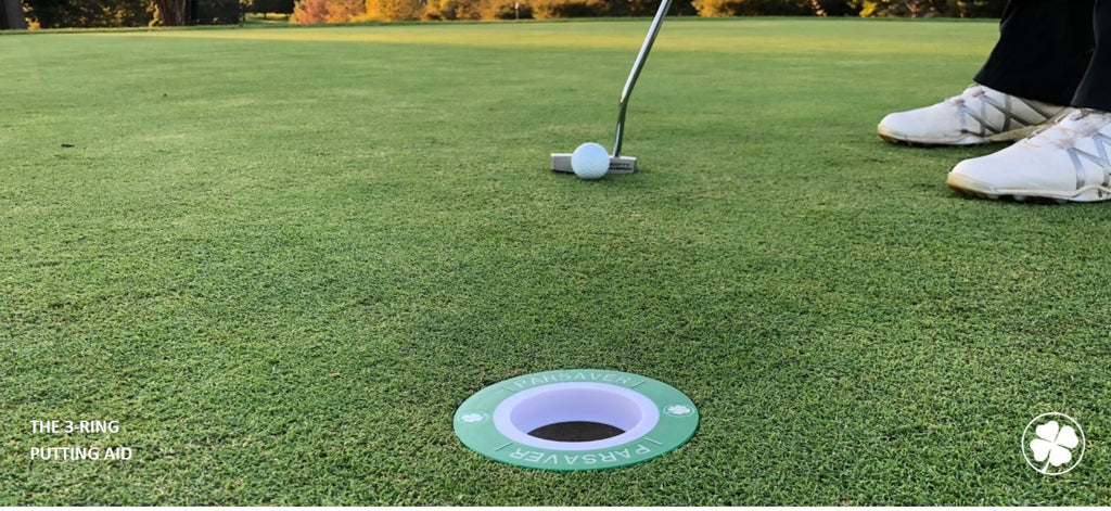 THE PUTTING AID