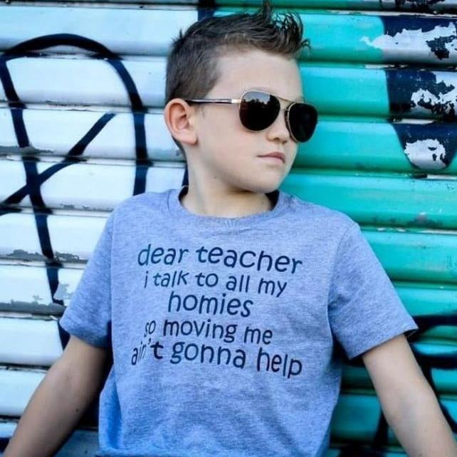 Dear Teacher - Ez Threads