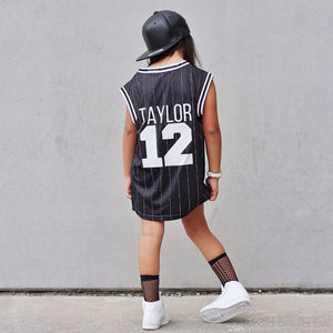 Basketball Jersey - Ez Threads