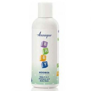 Baby Rooibos - Baby 2-in-1 Shampoo and Body Wash 7.04 fl oz (200ml)