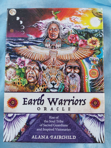 Earth Warriors - Rise of the Soul Tribe of Sacred Guardians and Inspired Visionaries
