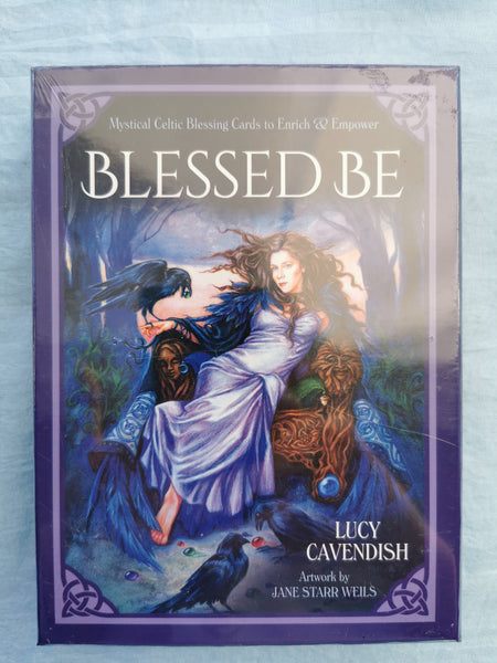 Blessed Be - Mystical Celtic Blessing Cards to Enrich & Empower