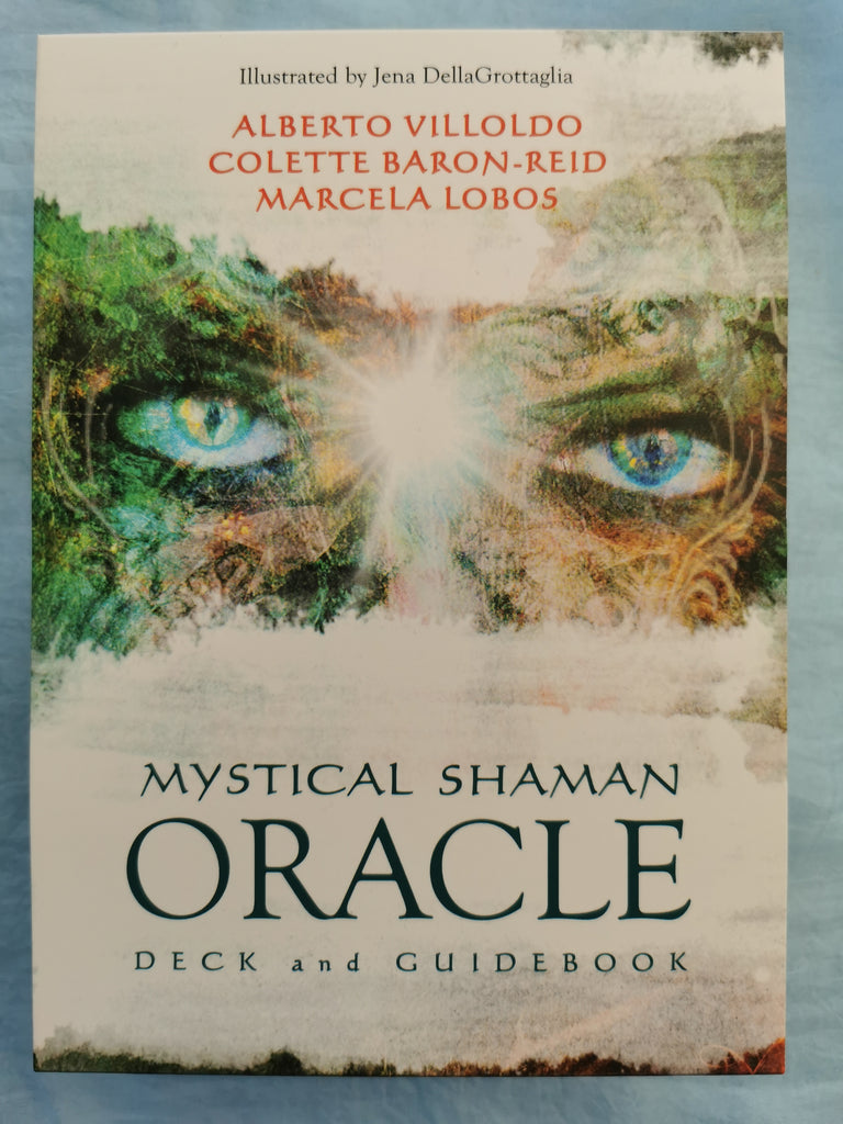 Mystical Shaman Oracle -  Deck and Guidebook