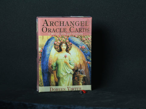 Archangel Oracle Cards - a 45-Card Deck and Guidebook