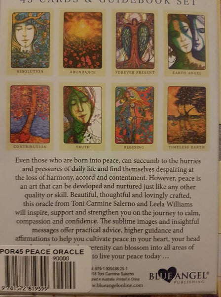 Peace Oracle - Guidance for Challenging Times