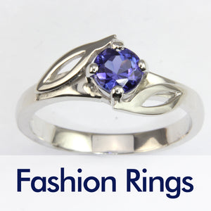 Sterling Silver Fashion Rings