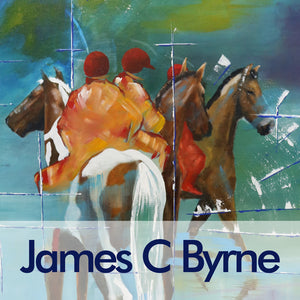 James C. Byrne - Equine Art