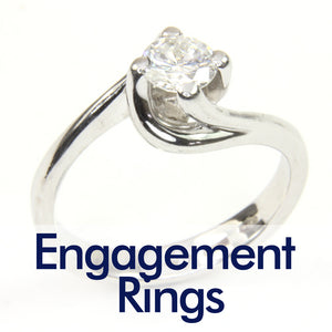 Ladies Engagement Rings