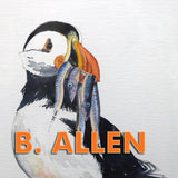 Barbara Allen specialises in watercolour paintings originally known for her door paintings she has now diversified into different subjects such as sea life, wildlife, shops, landscapes and charcoal life drawings.