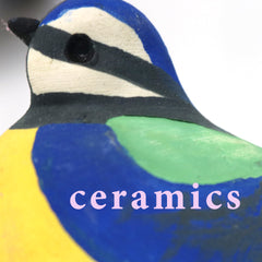 Beautiful crockery, designer vases or ceramic sculptures, a gorgeous collection to enjoy