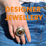 Irish designer jewellery - look at our collection of jewellery designed and made in Ireland, Celtic designs or more contemporary designs, we are sure you will find what you are looking for