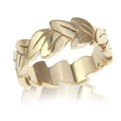 about-us-example-laurel-leaves-wedding-ring-band-for-men-yellow-gold