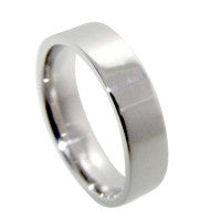 example of a flat court shape ring