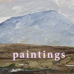 a wonderful collection of Irish art in oil, watercolour, gouache, acrylics
