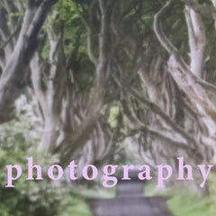 Art photography and landscape photography by local artists