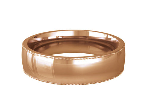 Gents Wedding ring (GOLD) - Model RS-PB001