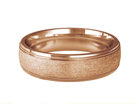 Gents Wedding ring (GOLD) Model RS-PB003