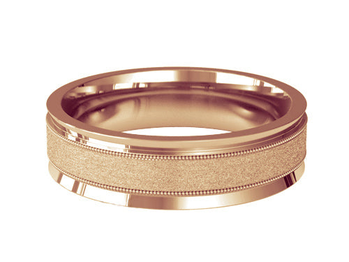 Gents Wedding ring (GOLD) RS-PB004