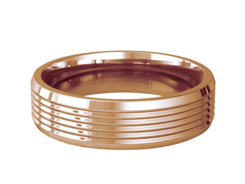 Gents Wedding ring (GOLD) Model RS-PB021