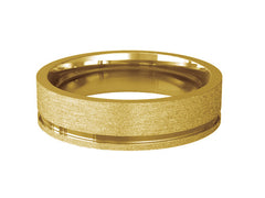 Gents Wedding ring (GOLD) Model RS-PB009