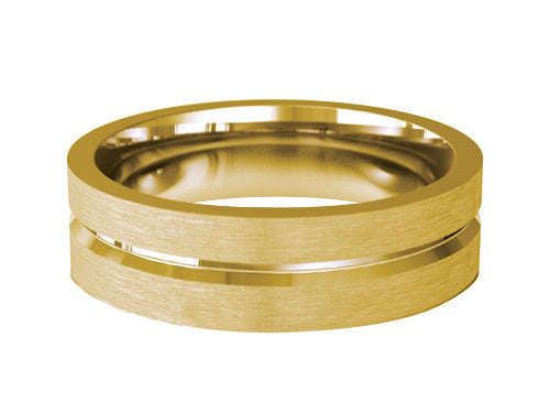 Gents Wedding ring (GOLD) - Model RS-PB10