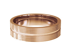 Gents Wedding Ring (GOLD) - Model RS-PB15