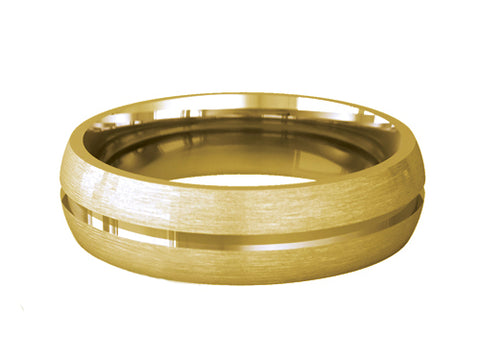 Gents Wedding ring (GOLD) Model RS-PB012