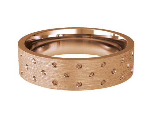 Gents Wedding ring (GOLD) Model RS-PB024