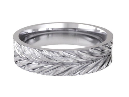 Gents Wedding ring (PALLADIUM OR PLATINUM) - Model RS-PB26