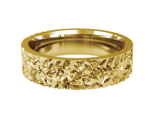 Gents Wedding ring (GOLD) - Model RS-PB0027