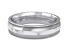 Gents Wedding ring (PALLADIUM OR PLATINUM) - Model RS-PB28