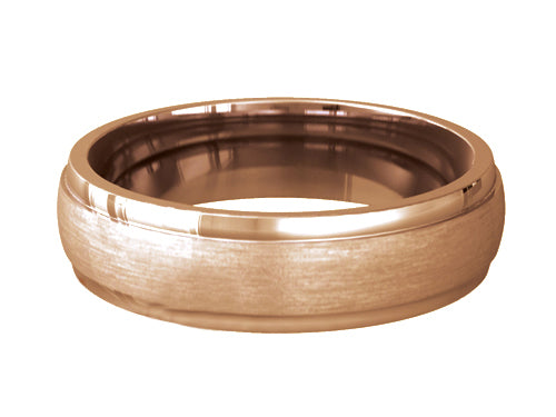 Gents Wedding ring (GOLD) Model RS-PB029