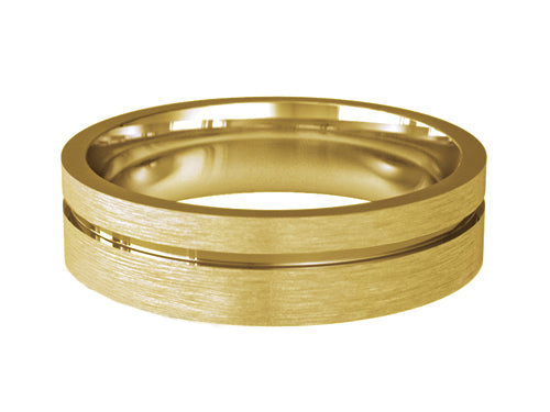 Gents Wedding ring (GOLD) Model RS-PB032