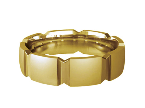 Gents Wedding ring (GOLD) Model RS-PB045